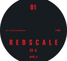[Preview] Grad U – Redscale 01 (Vinyl only release)