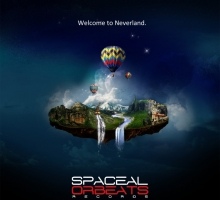 [Free Release] Spaceal Orbeats Records – Welcome to Neverland