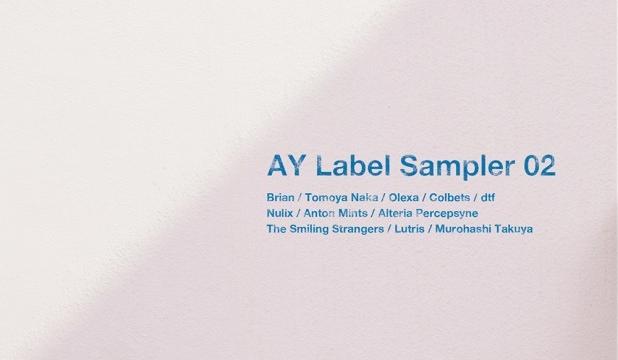 [Preview] V.A. – AY Label Sampler 02