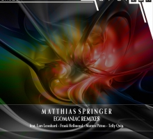 [Free Download] Matthias Springer – Egomaniac Remixes