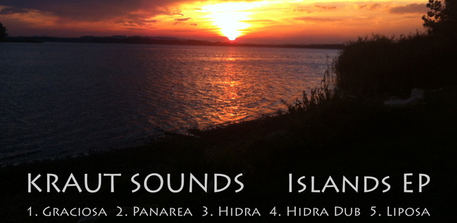 [Free Download] Kraut Sounds – Islands EP (Dub Techno Blog Exclusive 001)