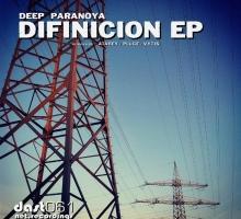 [Free Release] Deep Paranoya – Difinicion EP