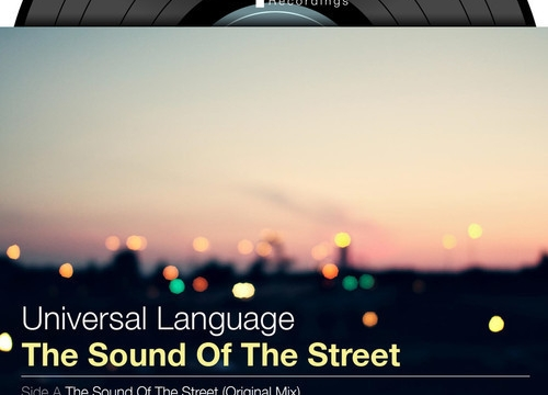 [Release] Universal Language – The Sound Of The Street EP (DeepWit 022)