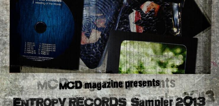 [Free Download] Entropy Records Sampler 2013