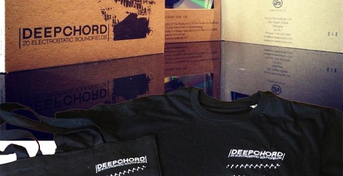 [Preview] Deepchord – 20 Electrostatic Soundfields Special Edition Package