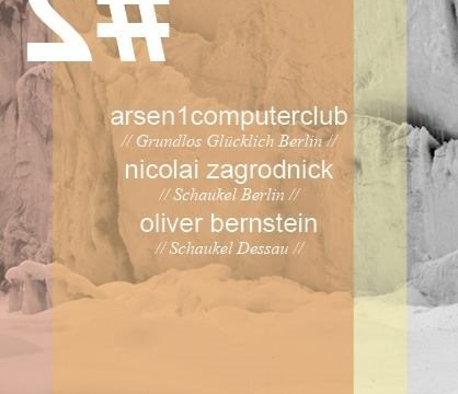 [Event] Schaukel Record Release Dandle at Bohnen Gold, Berlin – 13.03.14