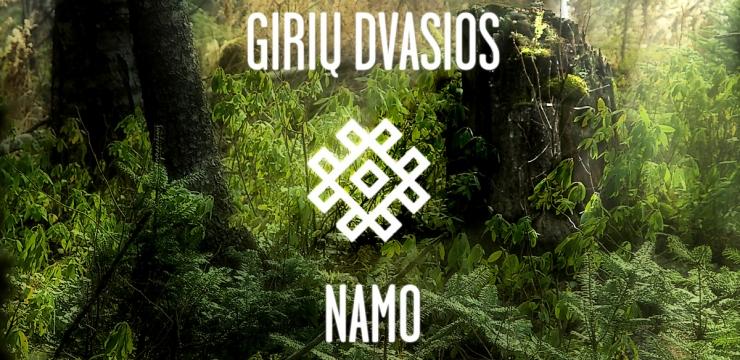 [Dub Techno Free Release] Giriu Dvasios – Namo LP