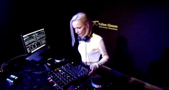 [Dub Techno Mix] Yellow Glasses Electronic Sessions – UT 7