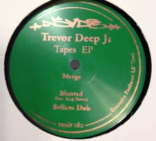 [Dub Techno Release] Trevor Deep Jr – Tapes EP