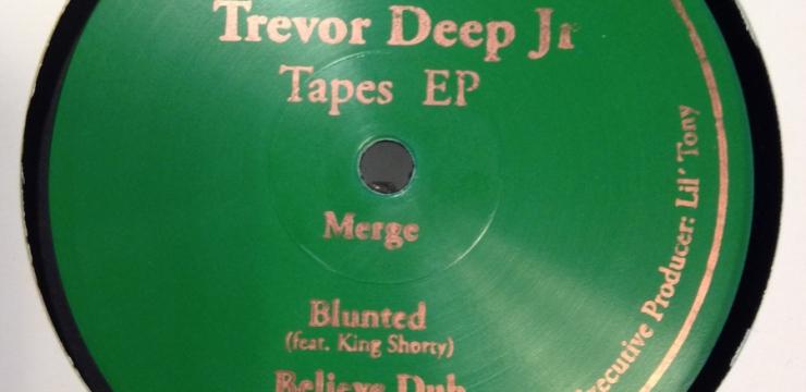 [Dub Techno Release] Trevor Deep Jr – Tapes EP