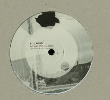 [Dub Techno Vinyl] P. Laoss – Rephrasing Dub (+ Federsen Remix)