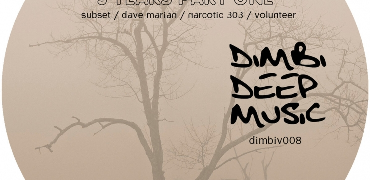 Various Artists – 5 Years Part One EP [DIMBIV008]