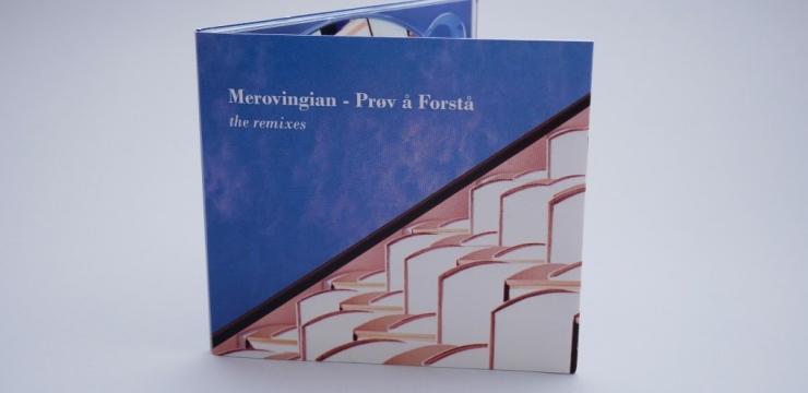 Merovingian – Prøv å Forstå (the remixes) // Limited Edition CD