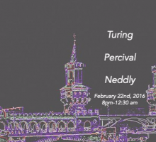 Binural Frequencies Episode 30 featuring Turing