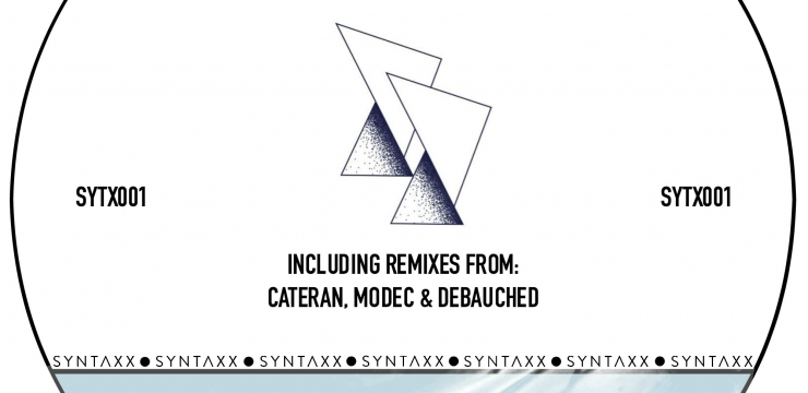 Syntaxx Records Debut Release – Broken Chords EP