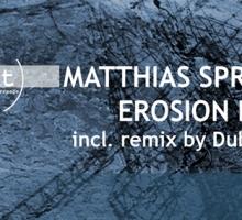 [Release] Matthias Springer – Erosion EP (Eintakt)
