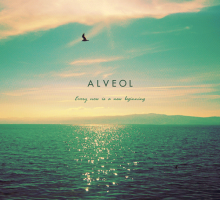 Alveol unveils new full length album 'Every Now Is A New Beginning'