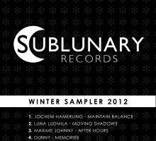 [Free Release] Sublunary Records Winter Sampler: four deep house tracks, straight from the heart.