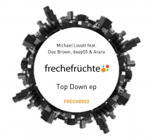 [Deep House Release] Michael Lovatt – Top Down EP