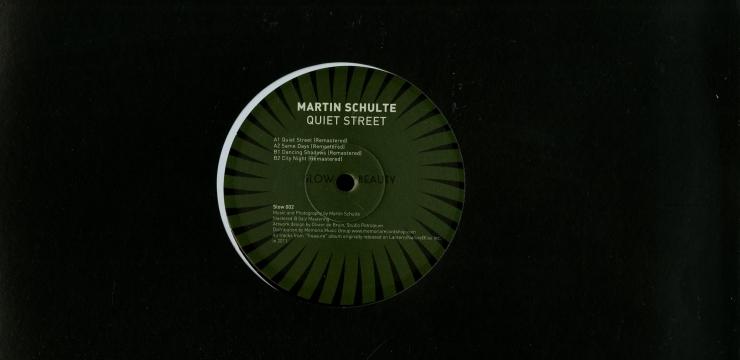 Martin Schulte – Quiet Street [slow002]