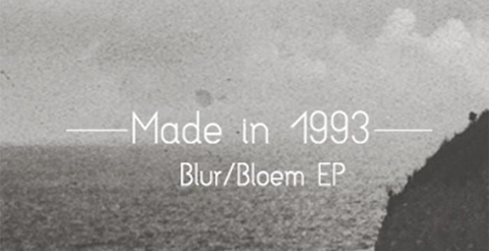 Made In 1993 – Blur/Bloem EP