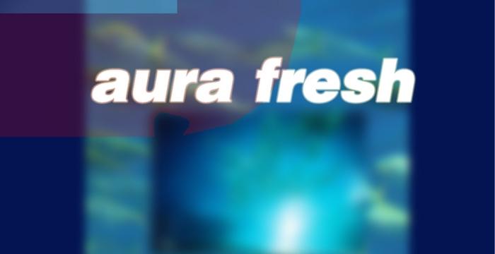 Aura Fresh – Blue Deepness EP
