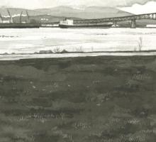 [Release] Loscil – Sketches from New Brighton