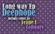 [Release] Deephope – Long Way EP (Inusual Series 014)