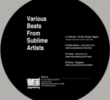 [Release] Various Beats From Sublime Artists Vol.I