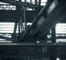 [Free Release] Fingers in the Noise – CTRL+N (KOSMO #013001)