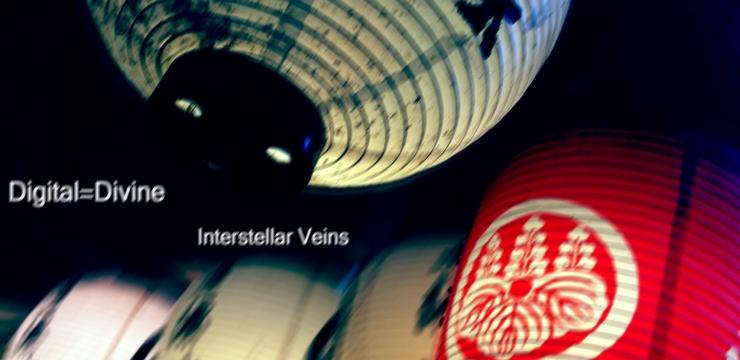 [Free Release] Digital=Divine – Interstellar Veins (DeepInDub 081)