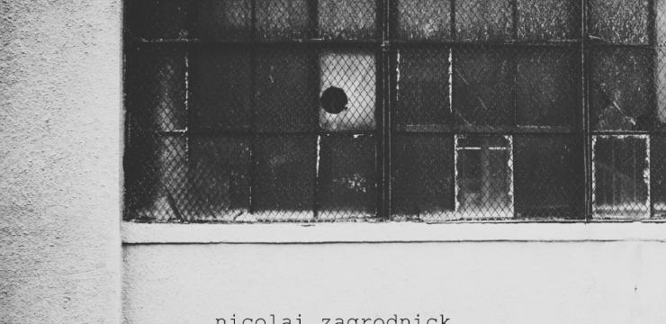 [Dub Techno Release] Nicolai Zargrodnick – Bildende Kunst EP