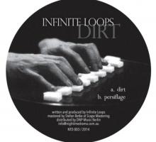 [Dub Techno Vinyl] Infinite Loops – Dirt EP
