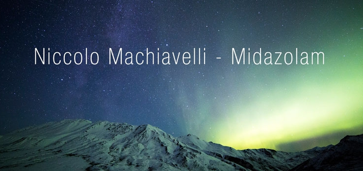 [Free Dub Techno] Niccolo Machiavelli – Midazolam
