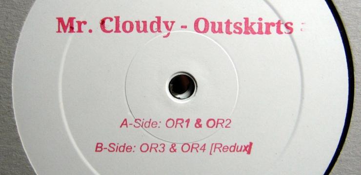 Mr. Cloudy – Outskirts / Skala Records 002 / Vinyl 12″