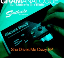 Gramanalogue feat. Fabietto Jeffterry – She Drives Me Crazy (Jeffterry Remix) EP