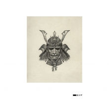"""Out now """"The Warrior"""" a new dub techno EP on Default Position"""