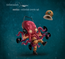 Tiefenrausch EP005 released – Various Artists – Rotterdub Remix EP