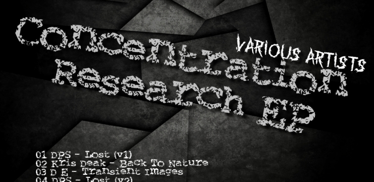 [Free Release] V.A. – Concentration Research EP