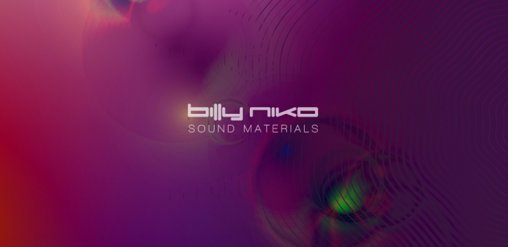[Free Release] Billy Niko – Sound Materials EP (DBSRS002)